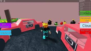CodyGamePlayer plays Roblox Escape The IPhone X Obby
