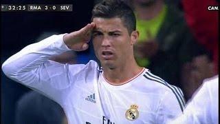 كريستيانو رونالدو يرد على رئيس الفيفا \