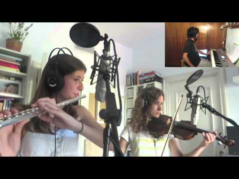 Minuet (original piece) - Rita Capella, Jessica Hernández and Michał Zawisza