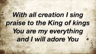 Revelation song Kari Jobe with lyrics