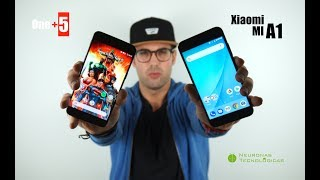 Speed Test - Xiaomi Mi A1 vs Oneplus 5