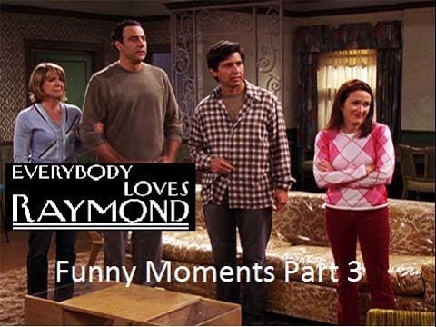 Everybody Loves Raymond Funny Moments - Part 3