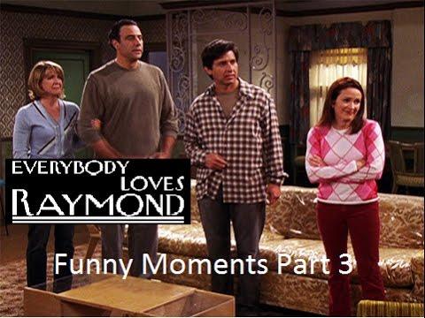 Everybody Loves Raymond Funny Moments - Part 3