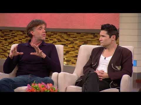 Jason Lively and Corey Feldman Talk to Dr. Oz About Alphy's Soda Pop Club