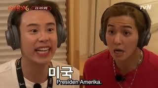 Sub Indo  Funny And Cute Moment P.o And Mino  Njttw