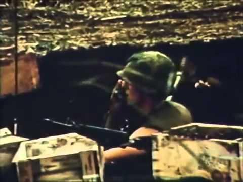 Vietnam Battle of Khe Sanh Bombing Runs B-52