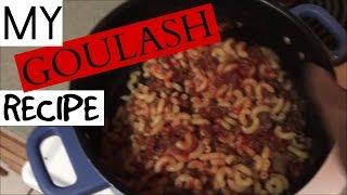 Easiest & Best Goulash Recipe | 9-23-15