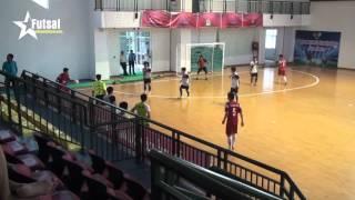 [HIGHLIGHT] Lê Bảo Minh vs MIE SG (Vòng 8 - FI Futsal Championship 2015)