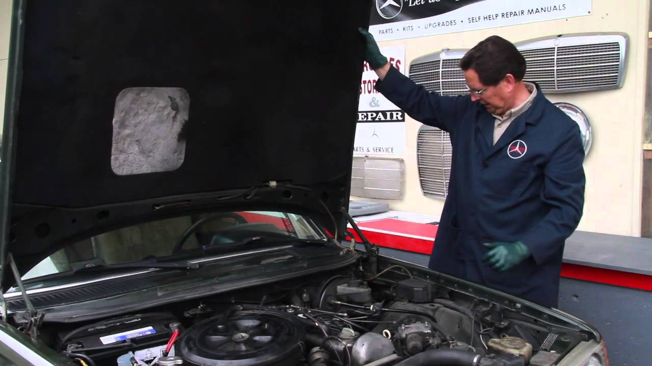 Mercedes Benz Repair And Service Tip: Donu0027t Force It!