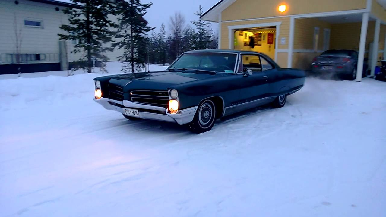 66 bonneville 4 door [ 1280 x 720 Pixel ]