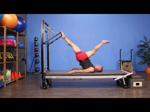 Pilates Equipment Circuit for Triathletes