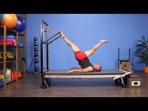 Pilates Equipment Circuit For Triathletes