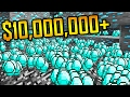 10 MILLION IN THE BANK...!