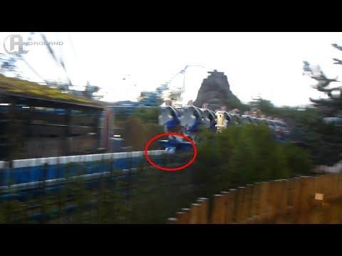 Europa Park - Blue Fire - Explosion Bobine LSM + Rollback