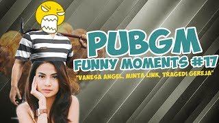 Vanessa Angel, Minta Link, Tragedi Gereja - PUBG Mobile Funny Moments #17