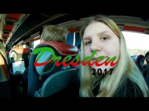 DRESDEN 2017 // school trip