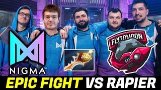 MIRACLE Epic Fight vs RAPIER PL — NIGMA vs FTM