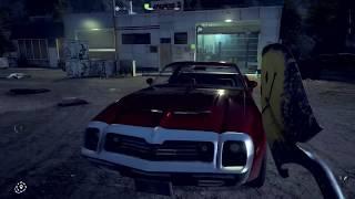 Wolfenstein  Getaway Car