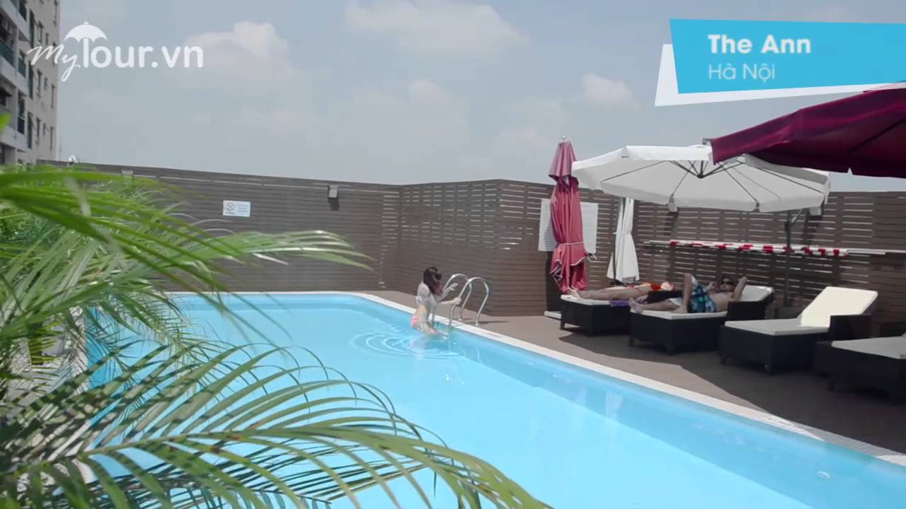 Khách sạn The Ann – Hà Nội – Mytour
