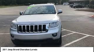 2011 Jeep Grand Cherokee Cumming GA 3966
