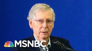 """""""The Grim Reaper"""": Why McConnell Is Trump's Collusion Enabler 