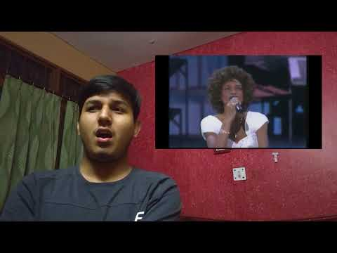 Whitney Houston - One Moment In Time (Live At The Grammys 1989) | Reaction