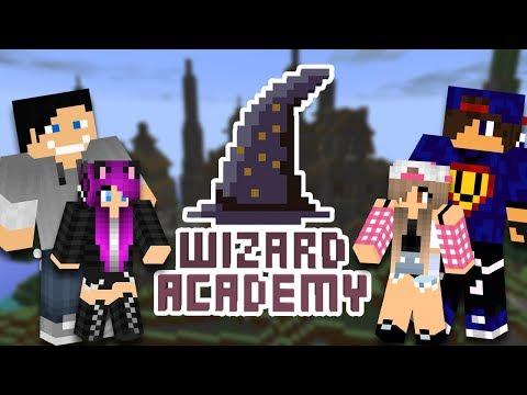 Minecraft : Wizard Academy  [1/x] w/ Undecided, Tula, Guga