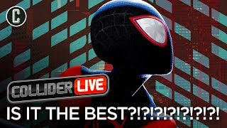 Is Spider-Man: Into the Spider-Verse the Best Spidey Movie? - Collider Live #51