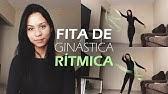 1ddb2bf81 Fazer com as mãos  fita de ginástica rítmica - YouTube