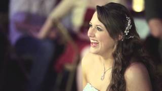 Groom surprises Bride and sings the perfect gamer's song.
