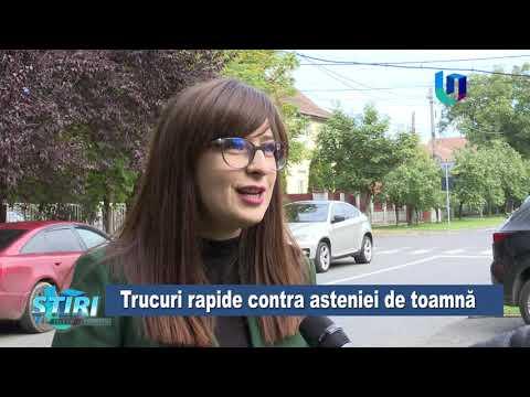 TeleU: Trucuri rapide contra asteniei de toamnă
