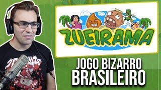 ZUEIRAMA - O Início de Gameplay, em Português HUE-BR!