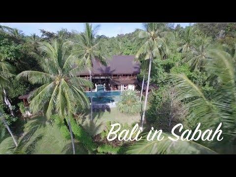 Piece of Bali in Kudat - Video shoot day 3