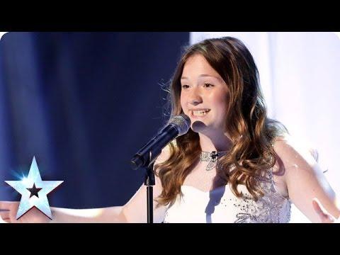 Jodi Bird sings Let It Go from Frozen   Britain's Got Talent 2014