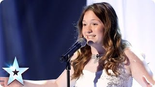 Jodi Bird sings Let It Go from Frozen | Britain's Got Talent 2014