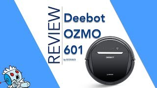 The Deebot OZMO 601 is the maid you've always wanted