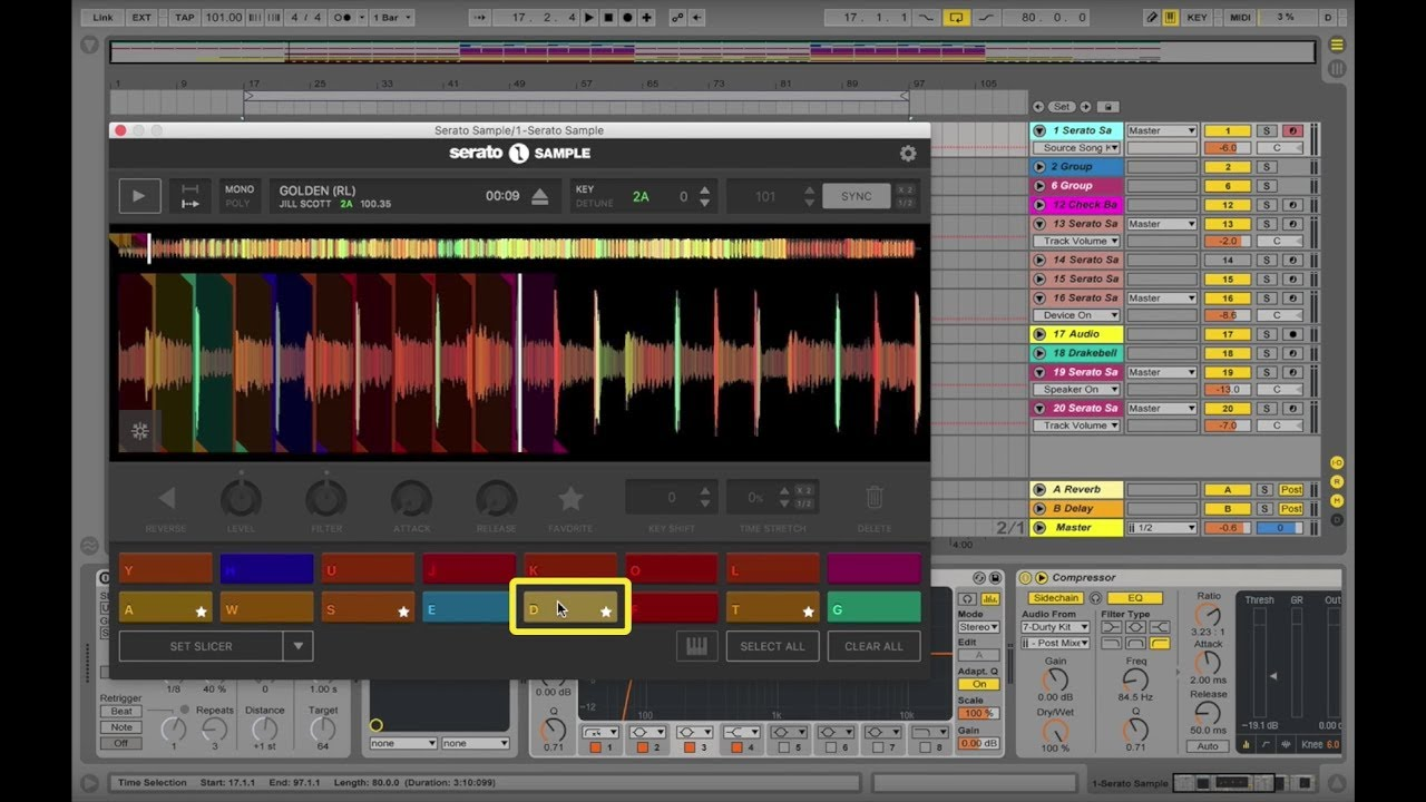 VIDEO] - How to make a beat in Serato Sample – Serato Support
