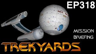 Main Website: http://www.trekyards.com Support Trekyards on Patreon...
