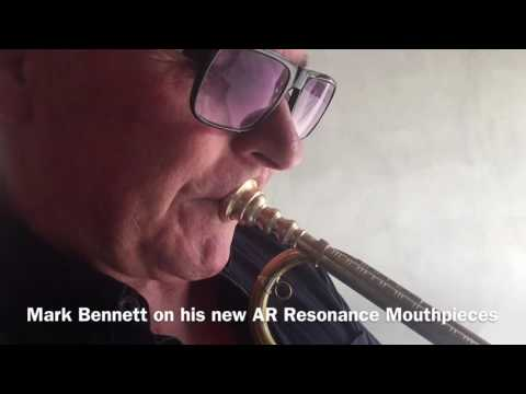 Mark Bennett on AR Resonance baroque mouthpieces