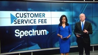 Spectrum (Time Warner Cable) charges $5 fee to talk to a person