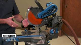 Miter Saw Setup for Accurate Cuts