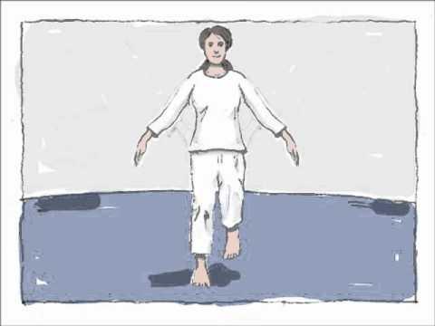 Kripalu Yoga Break: Balancing