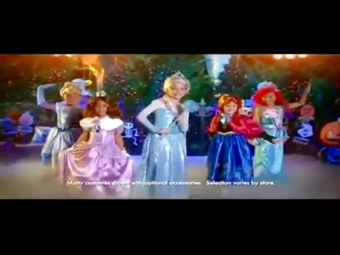 Isabel Myers, Party City Halloween Commercial