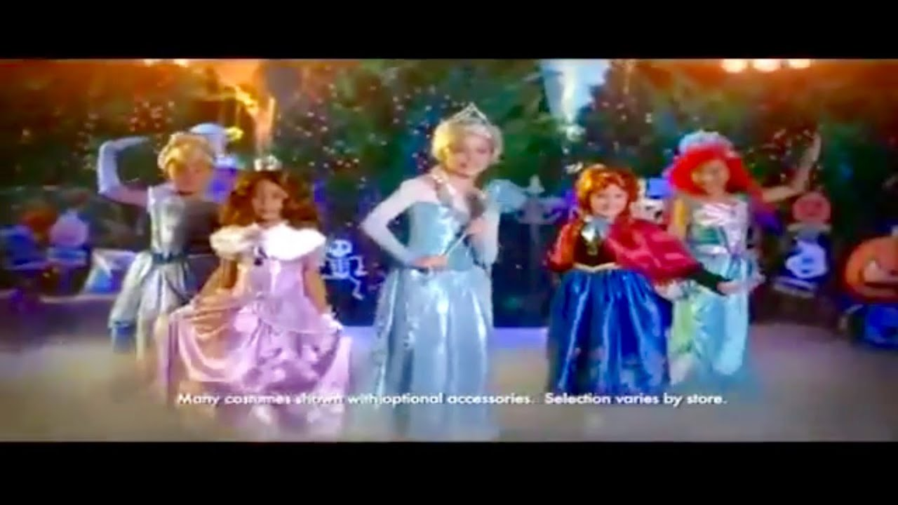 Party City Halloween Commercial