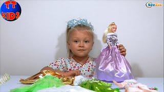 ✔ Barbie Doll – Новая Кукла Барби девочки Ярославы / A new doll Barbie of girl Yaroslava  Серия 35 ✔