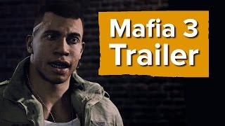Mafia 3 Trailer - PlayStation E3 2016