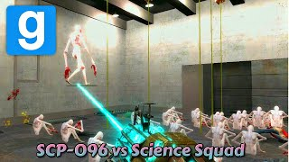 SCP-096 vs Two Mad Scientists... - Garry