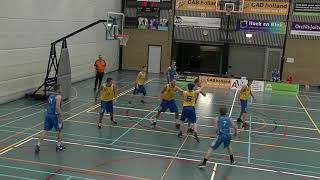 21 september 2019 Rivertrotters MSE2 vs DAS MSE3 60-54 1st period