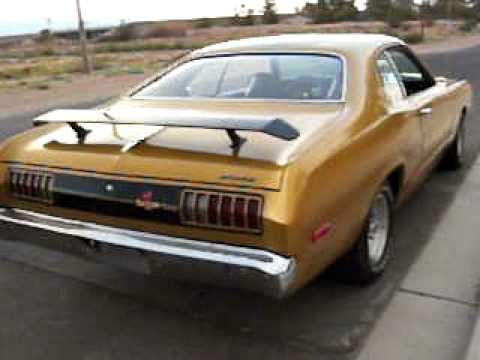 1972 dodge demon 340 tribute car walk around for sale youtube. Black Bedroom Furniture Sets. Home Design Ideas