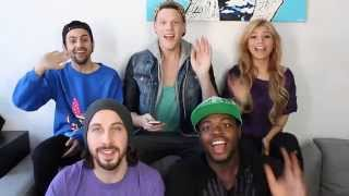 Repeat youtube video Pompeii -  Pentatonix - Bastille Cover